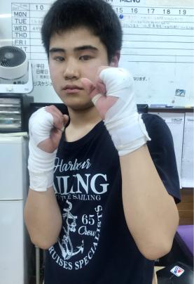 ジュニアボクシング_a0134296_08352967.jpg