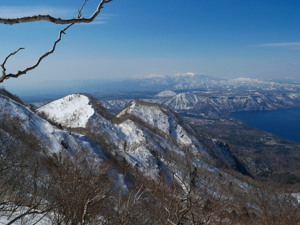 風不死岳、2019.4.4_f0138096_21425503.jpg