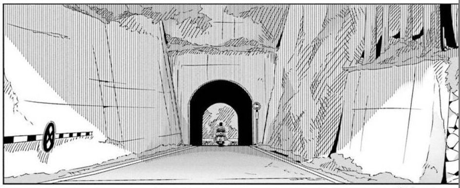 コミック「ゆるキャン△」舞台探訪004 志摩リン 早川町の静かの湖、雨畑へ 第7巻第38話_e0304702_06451242.jpg