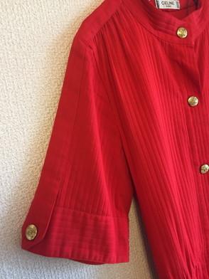 Celine onepiece Red_f0144612_10415426.jpg