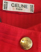 Celine onepiece Red_f0144612_10415463.jpg