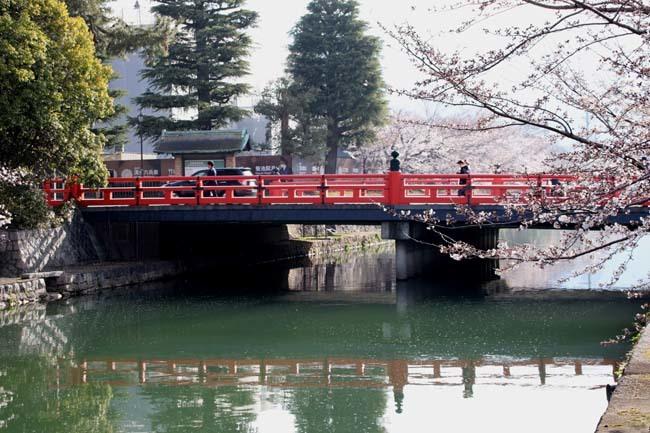 平安神宮大鳥居と疎水・インクラインあたり_e0048413_21355957.jpg