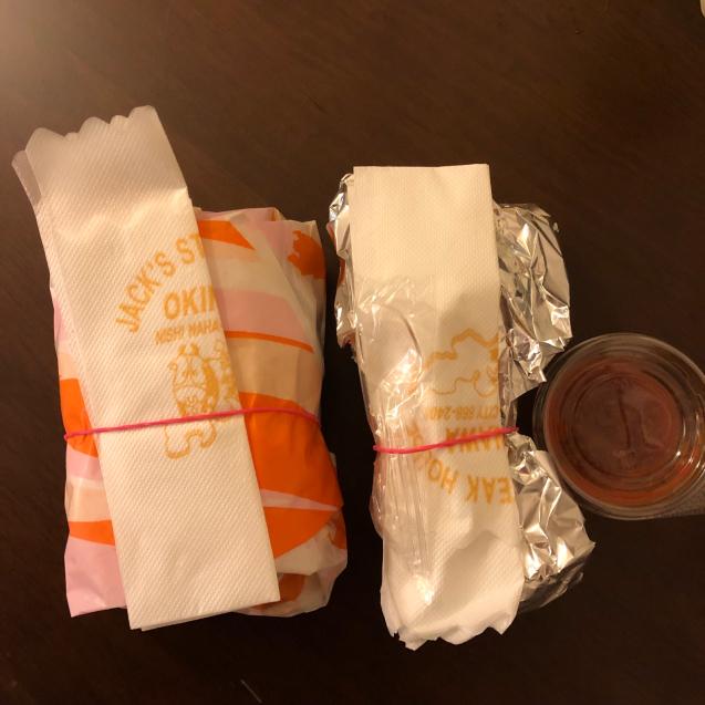 肉食には嬉しい沖縄のステーキ_d0285416_16165515.jpg