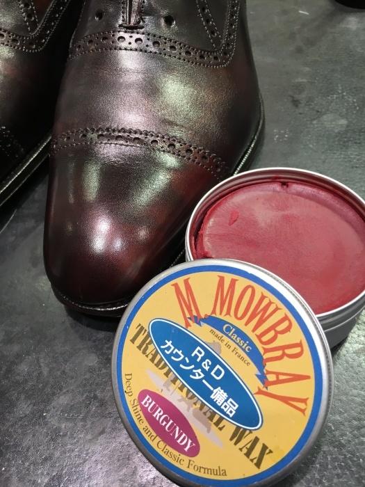 そうだ、もっと靴を磨こう_b0226322_16362933.jpg
