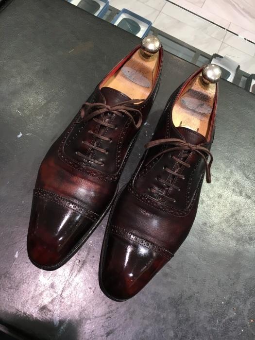 そうだ、もっと靴を磨こう_b0226322_16363064.jpg