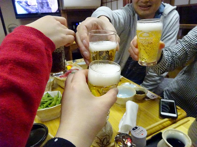 屋形船に乗って、夜桜隅田川クルーズ(前編)_f0097523_21530095.jpg