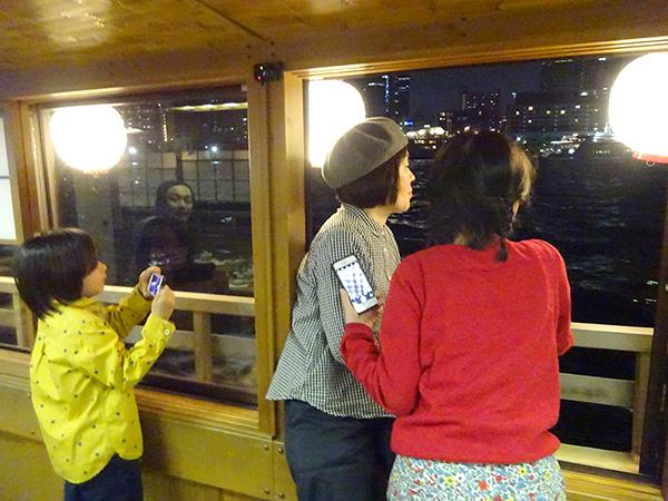 屋形船に乗って、夜桜隅田川クルーズ(前編)_f0097523_21534576.jpg