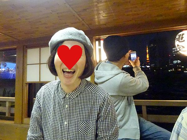 屋形船に乗って、夜桜隅田川クルーズ(前編)_f0097523_21535033.jpg