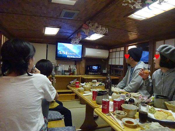 屋形船に乗って、夜桜隅田川クルーズ(前編)_f0097523_21543948.jpg