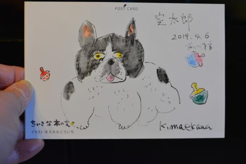 前川幸市さんのフレブルや猿にすっかり魅せられた・・・(温かいんだもん♪)_b0307951_00001767.jpg
