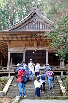 吉野山の桜開花情報♪_b0194861_10420400.jpg