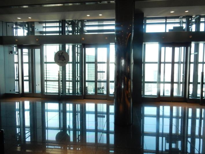 '19,4,7(日)カレッタ汐留と46階からの景色!_f0060461_09163788.jpg