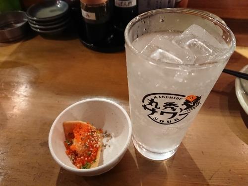 九州といえば美味しいお魚!魚市場仲卸直営 丸秀鮮魚店 博多店_c0100865_14304168.jpg