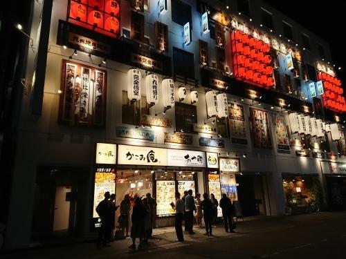 九州といえば美味しいお魚!魚市場仲卸直営 丸秀鮮魚店 博多店_c0100865_14322311.jpg