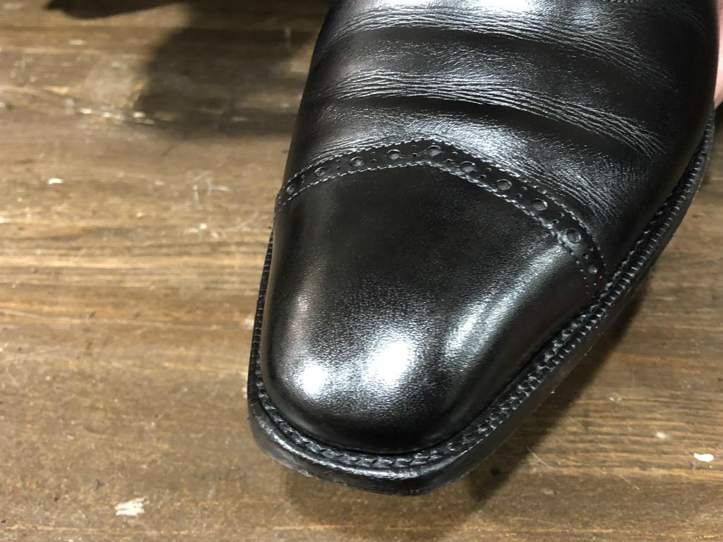 コラム-ハイシャインはもう古い?~靴の磨きの新定番ハンドポリッシュのお話』_b0365069_19062977.jpg