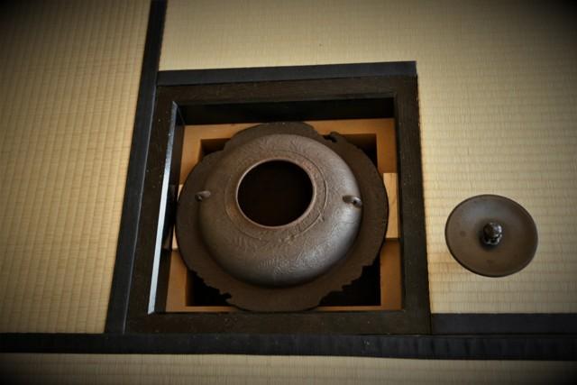 お茶室に「透木釜」が・・♬_f0229190_20015352.jpg