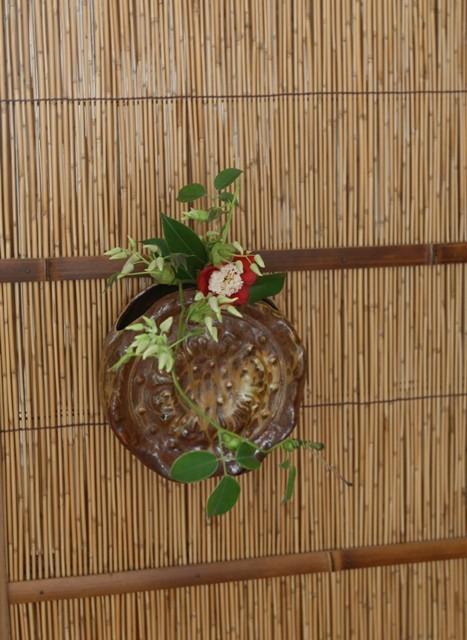 お茶室に「透木釜」が・・♬_f0229190_20265894.jpg