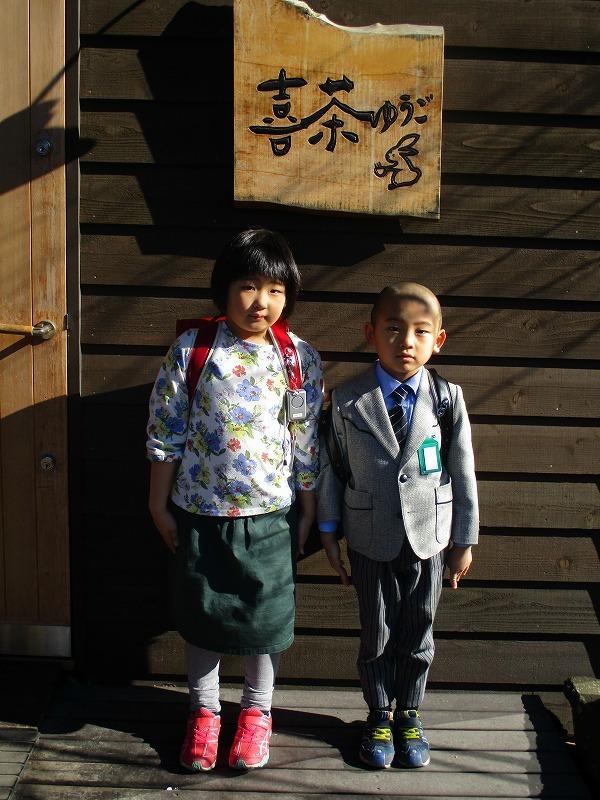 4月8日(月)・・・入学式・ピカピカ1年生になれるのかな?_f0202703_20152047.jpg