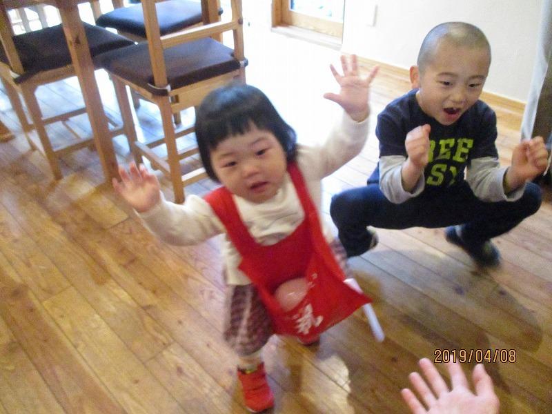4月8日(月)・・・入学式・ピカピカ1年生になれるのかな?_f0202703_20200346.jpg