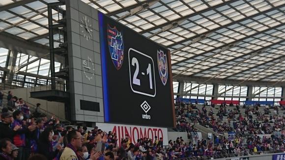 2019JリーグDivision1 第6節 FC東京 - 清水エスパルス_b0042308_03022218.jpg