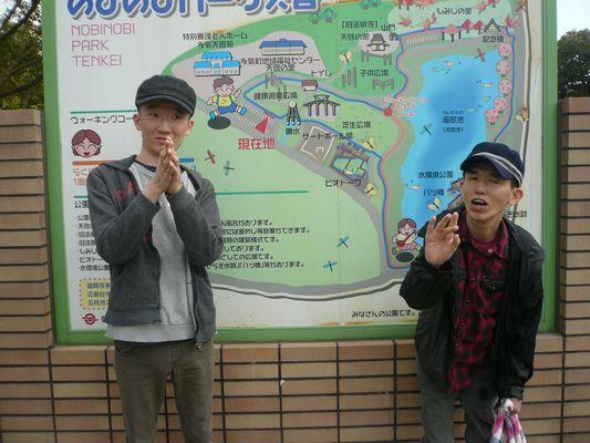 4/6 天啓公園_a0154110_12572172.jpg