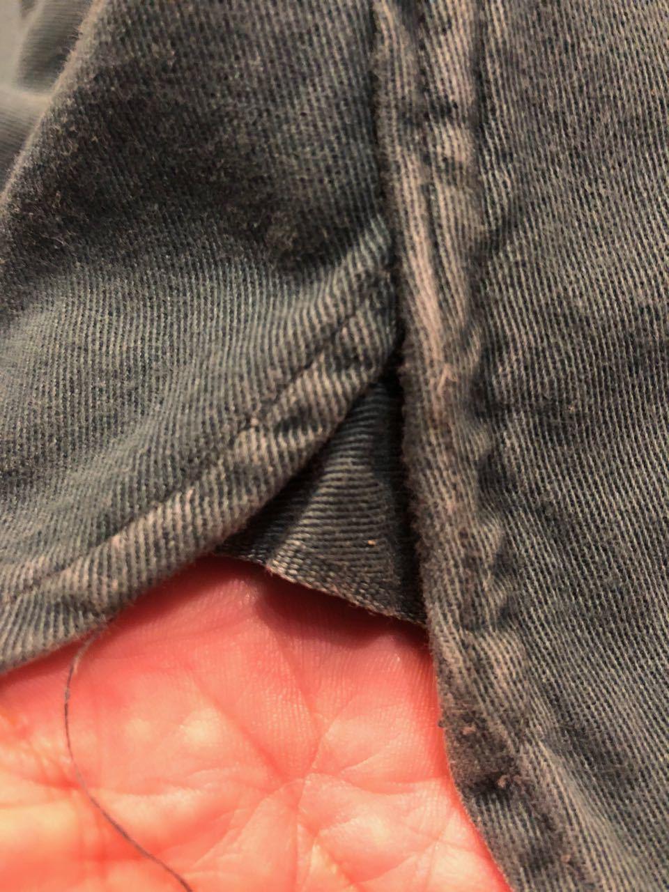 4月8日(月)入荷! 60s BIGMAC マチ付き ワークシャツ all cotton !_c0144020_15350574.jpg