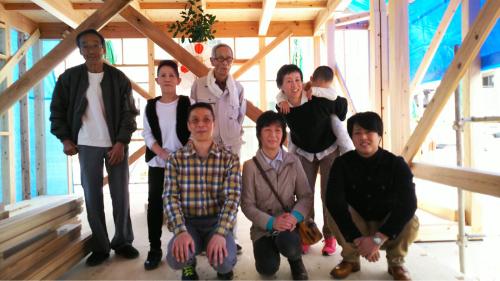 桜井の家 上棟_c0124828_04484196.jpg