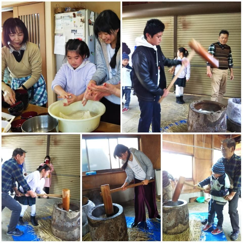 新春餅つき!in 茨城_b0303643_19134984.jpg