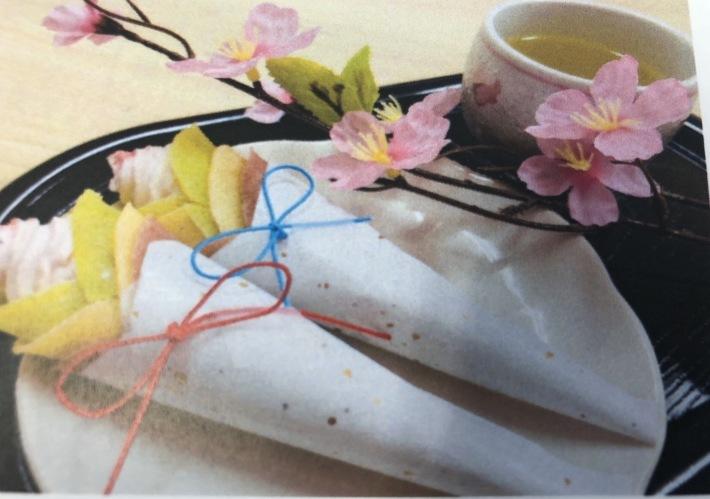 桜ロール🌸🌸 作っちやいました_f0065444_09483143.jpeg