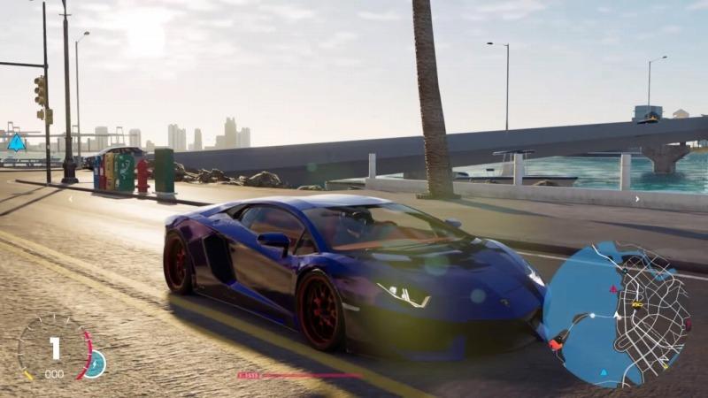 ゲーム「THE CREW2 気ままにドライブ」_b0362459_10403432.jpg