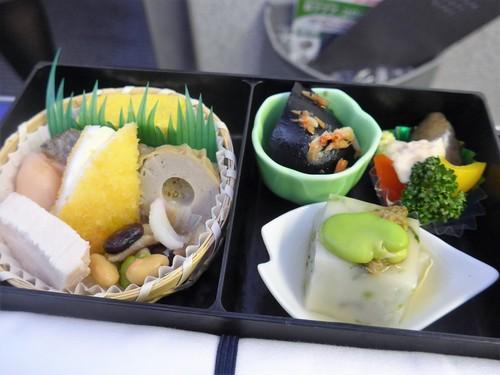ANA機内食が良かった話~栴檀、とうふ屋うかい~_f0232060_1145898.jpg