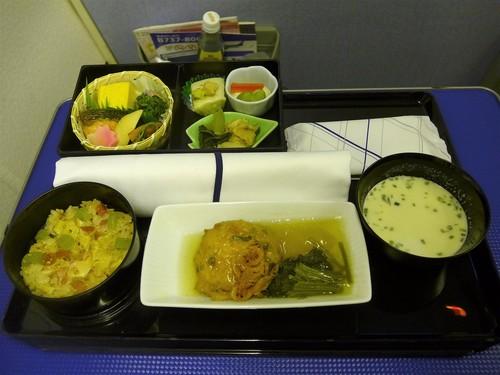 ANA機内食が良かった話~栴檀、とうふ屋うかい~_f0232060_1174696.jpg