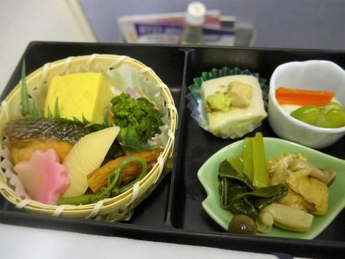 ANA機内食が良かった話~栴檀、とうふ屋うかい~_f0232060_127739.jpg