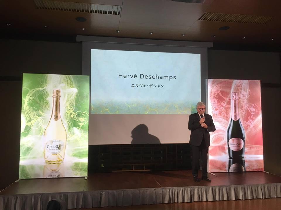 "\""Champagne Perrier-Jouët新ボトルデザイン\""ローンチパーティー 🥂_a0138976_11424610.jpg"