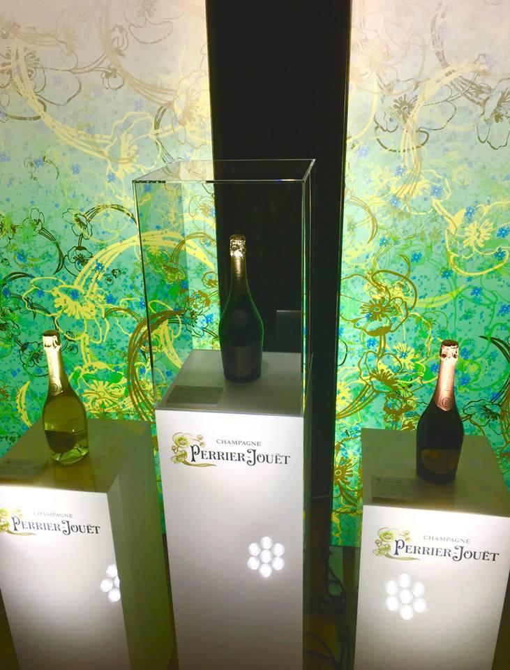 "\""Champagne Perrier-Jouët新ボトルデザイン\""ローンチパーティー 🥂_a0138976_11424782.jpg"
