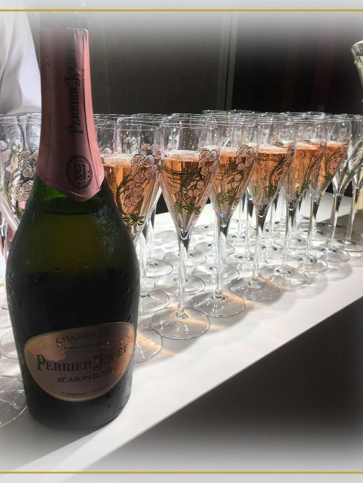 "\""Champagne Perrier-Jouët新ボトルデザイン\""ローンチパーティー 🥂_a0138976_11424788.jpg"