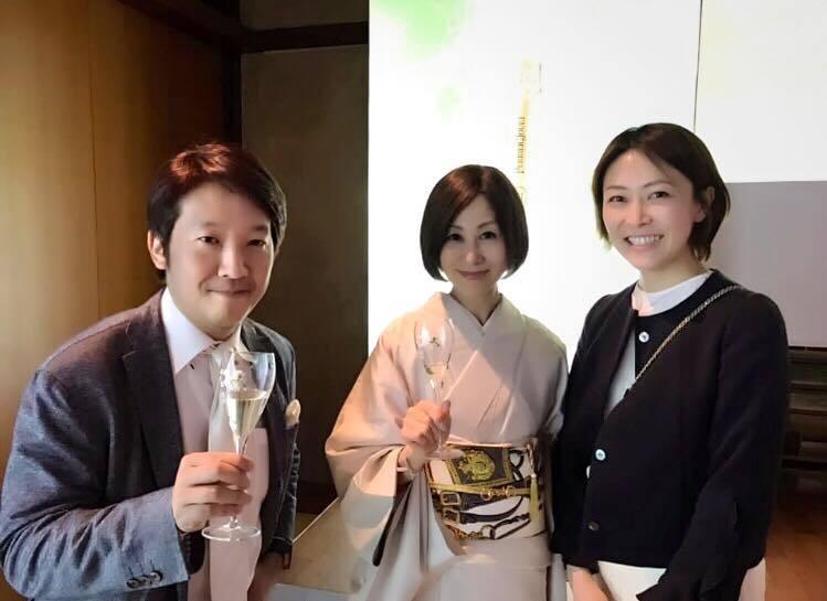 "\""Champagne Perrier-Jouët新ボトルデザイン\""ローンチパーティー 🥂_a0138976_11445608.jpg"