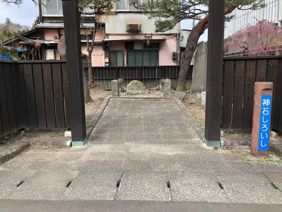勝手に桜ツアー 白石散歩アプリコース①_e0355177_19392555.jpg