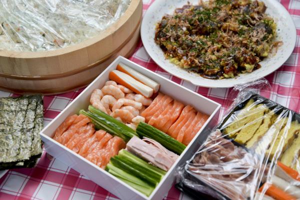チャリティーランチ日本食の会_d0217479_00120299.jpg