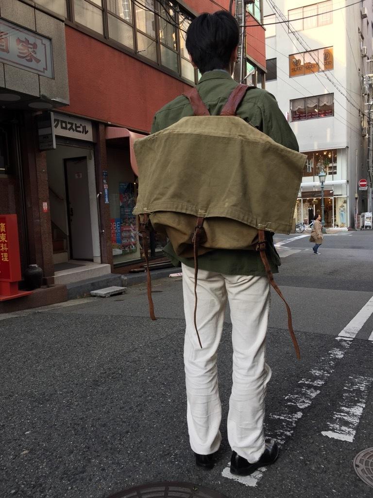 マグネッツ神戸店 4/10(水)春Vintage入荷! #7 OutDoor Bag!!!_c0078587_19531834.jpg