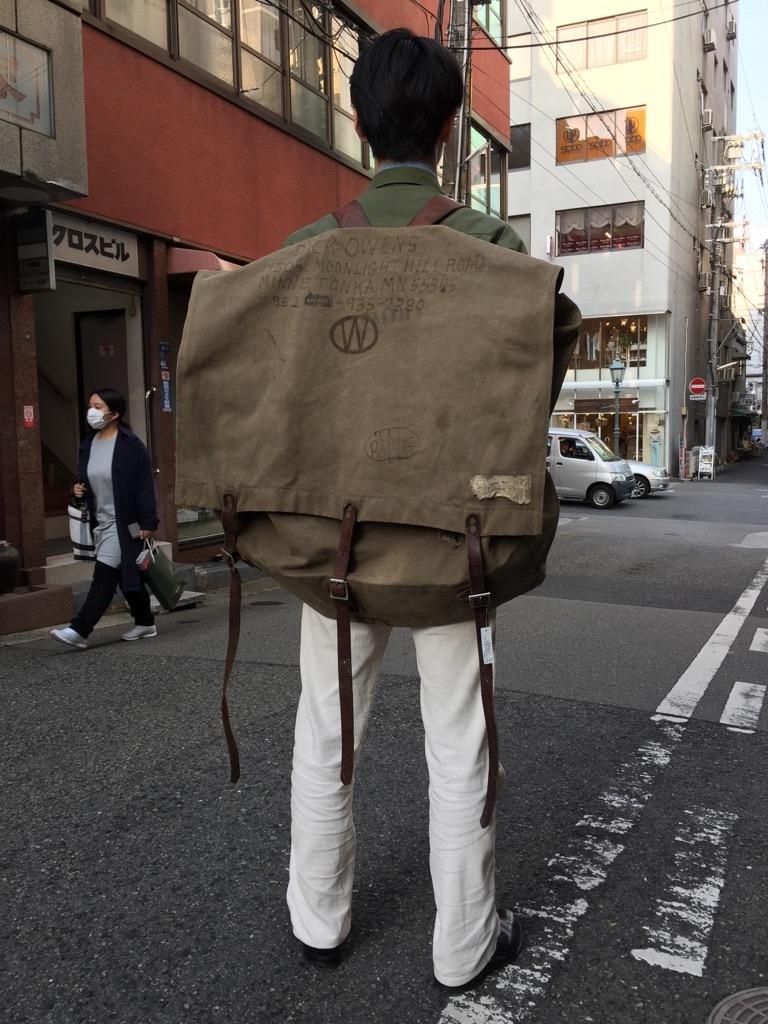 マグネッツ神戸店 4/10(水)春Vintage入荷! #7 OutDoor Bag!!!_c0078587_19531857.jpg