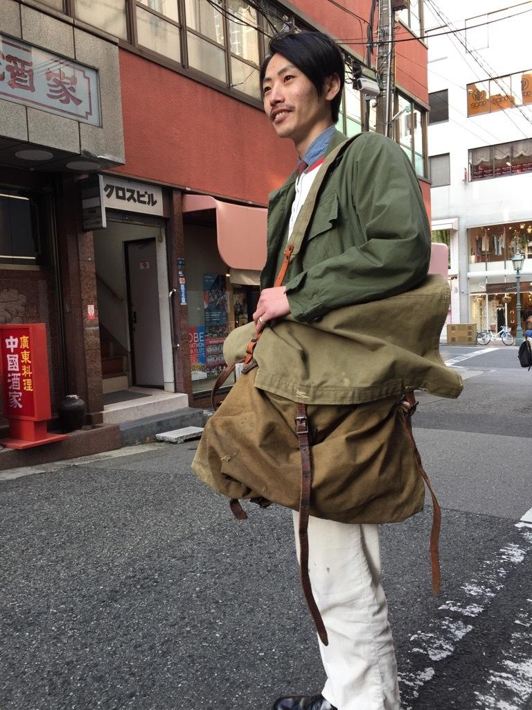マグネッツ神戸店 4/10(水)春Vintage入荷! #7 OutDoor Bag!!!_c0078587_19531885.jpg