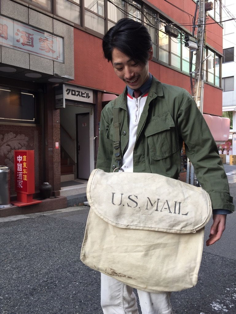 マグネッツ神戸店 4/10(水)春Vintage入荷! #7 OutDoor Bag!!!_c0078587_19531913.jpg