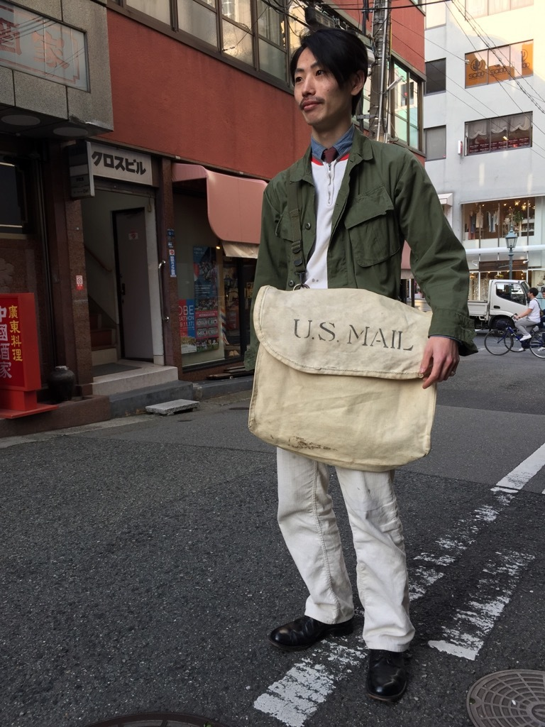マグネッツ神戸店 4/10(水)春Vintage入荷! #7 OutDoor Bag!!!_c0078587_19531953.jpg