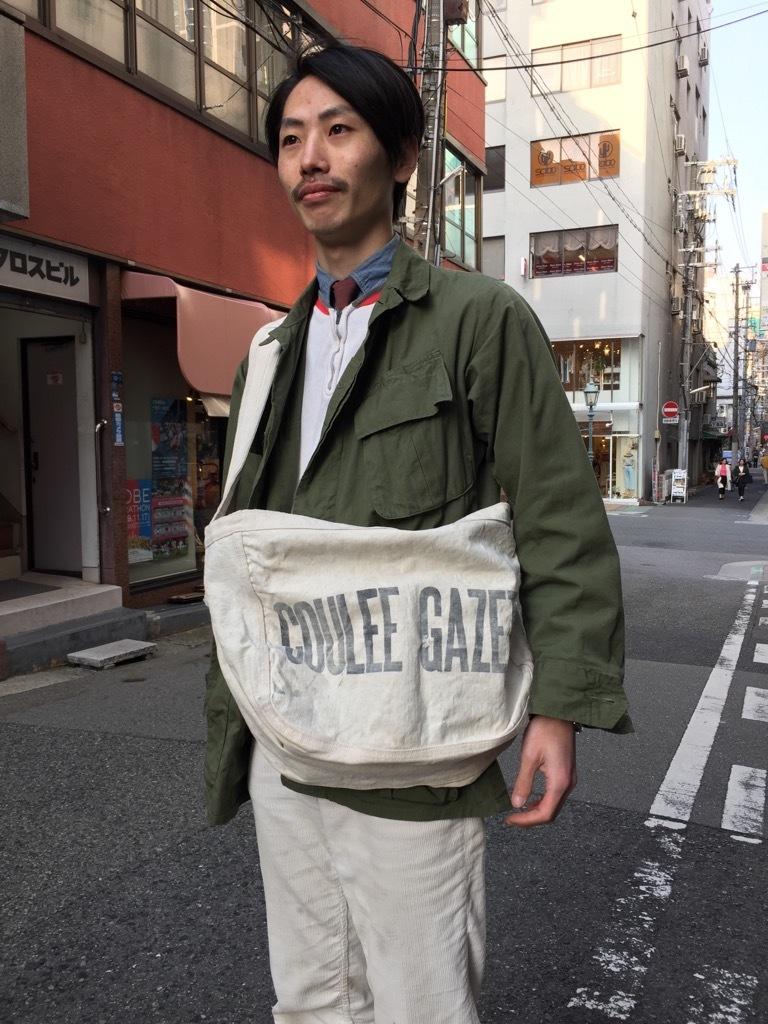 マグネッツ神戸店 4/10(水)春Vintage入荷! #7 OutDoor Bag!!!_c0078587_19531997.jpg