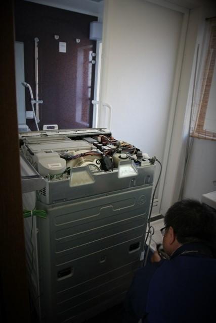 ここ1か月の間に、次々と家電などが故障し・・・・。_f0229190_15145924.jpg