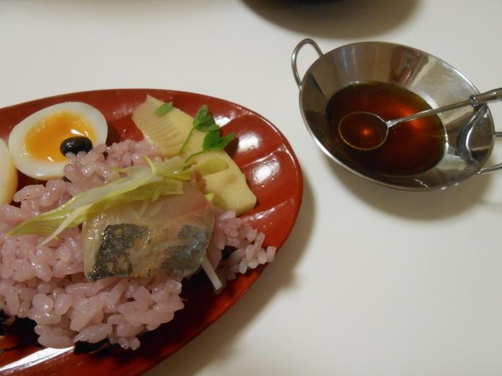 花見に持って行くはずだったお弁当。花見寿司。_a0095931_09081712.jpg