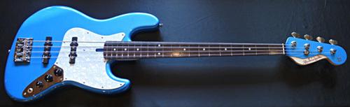 「Splash Blue MetallicのStandard-J」1本目が完成です!_e0053731_16424332.jpg