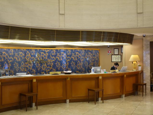 第一ホテル東京シーフォート (2)_b0405262_12505183.jpg