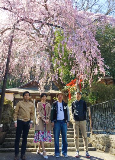 亀谷サロン〜天河神社_d0030385_10390005.jpeg